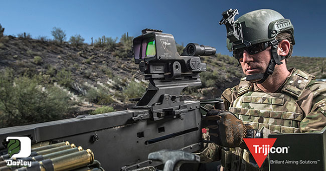 Trijicon: The Best Military-Grade Optics Available