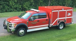Medium Duty Rescue F550 Crew Cab