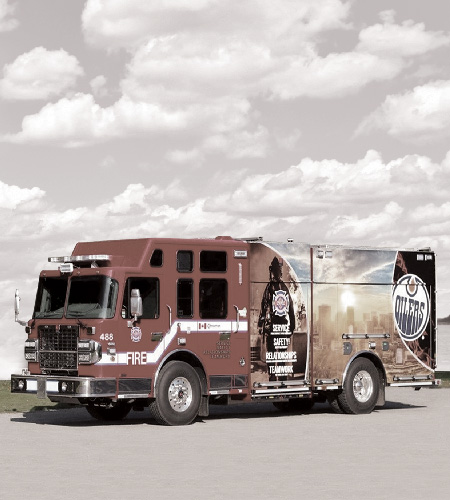 Edmonton Becomes the Newest Major Metro Fire Department to Switch to Darley Pumps