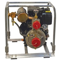Darley P-100 (NAVY P100) 2BE10YDN Pump