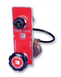 Suction Relief Valve