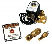 Pump Overheat Protection System