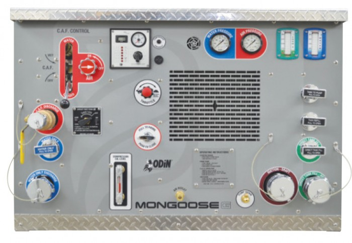 Odin® Mongoose 31HP Gas 46-23 Front