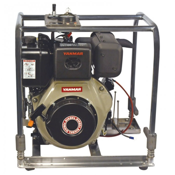 2BE10YDW Pump Front