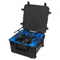 Go Professional Cases DJI Matrice 300 Case unfolded drone