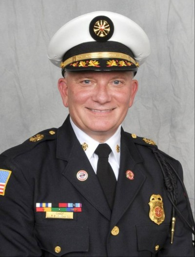 Chief Tim Sashko